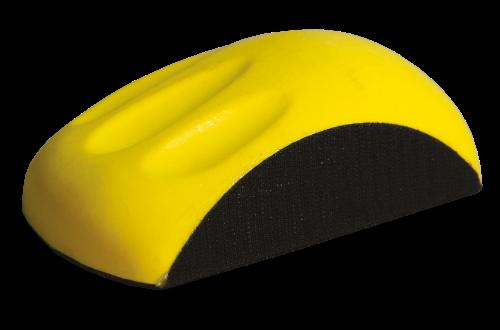 """Шлифовальный блок для кругов на """"липучке"""" диам. 150 мм"""