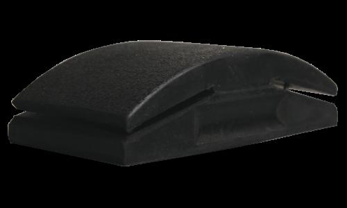 Шлифовальный блок резиновый 70х125 мм